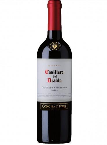 Cabernet Sauvignon Casillero del Diablo