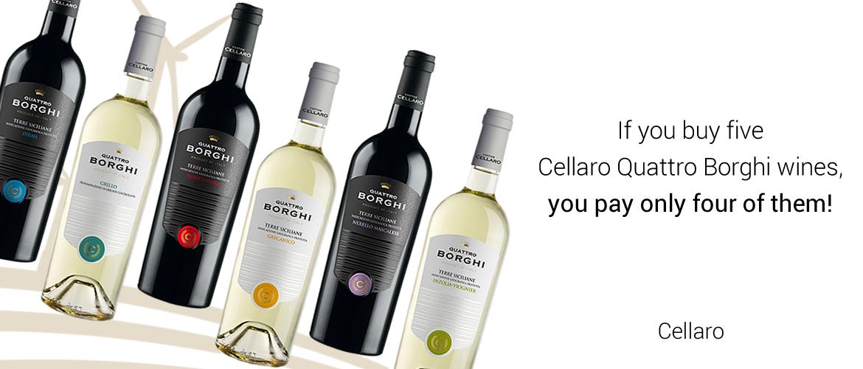 Special Offer Cellaro