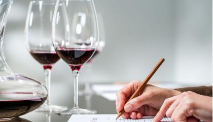 Degustazione del vino, anche l'occhio vuole la sua parte
