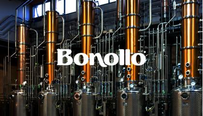 Bonollo: distillati dall'alto valore sensoriale