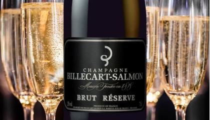 Billecart-Salmon Brut Réserve: perché è uno dei migliori champagne per le feste?